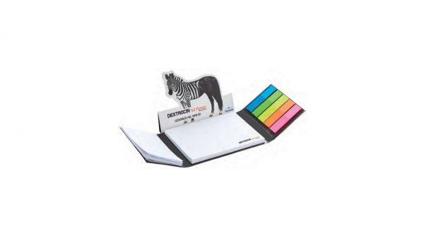 Karton Taşıyıcı Özel Kesim Yapışkanlı Notluk