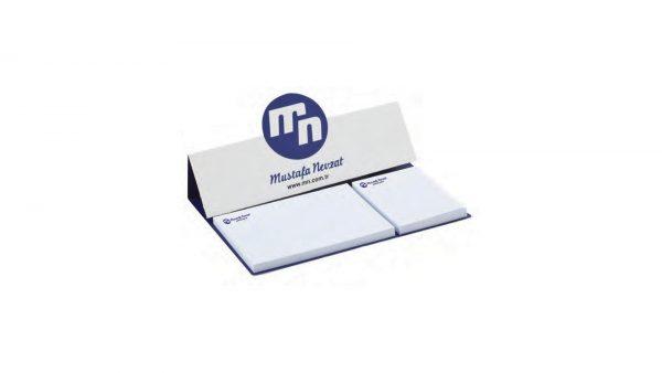 Karton Taşıyıcı Yapışkanlı Notluk